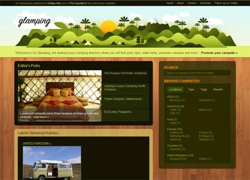 instantShift - Illustrative Web Designs