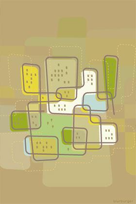 instantShift - Beautiful iPhone Wallpapers