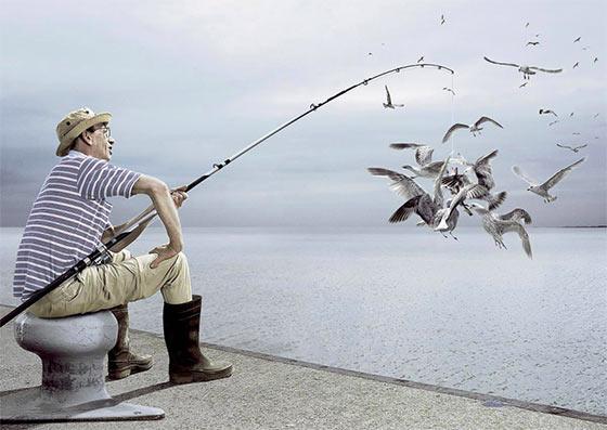 instantShift - Photo Manipulations Art