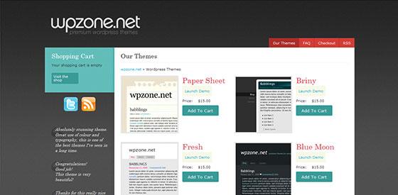 instantShift - Minimal Web Designs