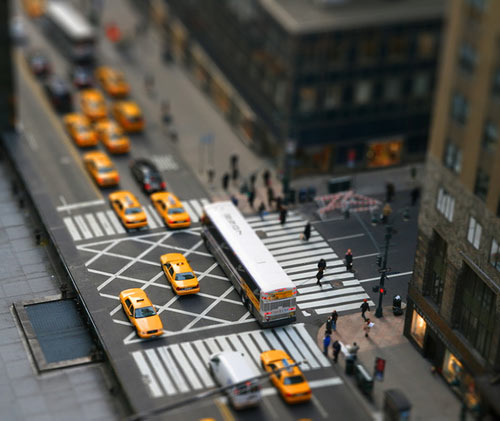instantShift - Brilliant Examples of Tilt-Shift Photography