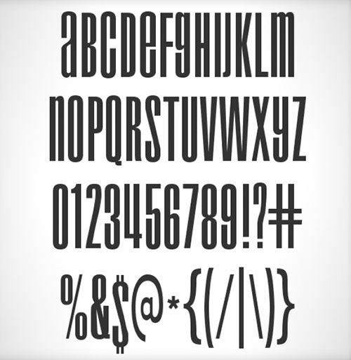 instantShift - Latest High-Quality Free Fonts for Your Designs