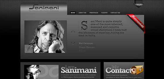 instantShift - Excellent WordPress Site Design