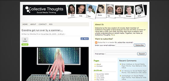 instantShift - Real Time Web Startups