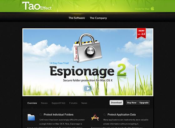 instantShift - Apple Inspired Website Designs for Design Inspiration