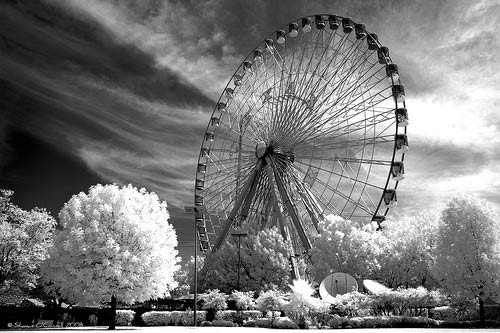 instantShift - Brilliant Examples of Infrared Photography