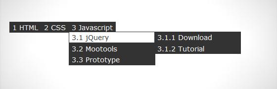instantShift - Javascript  Navigation Tutorials