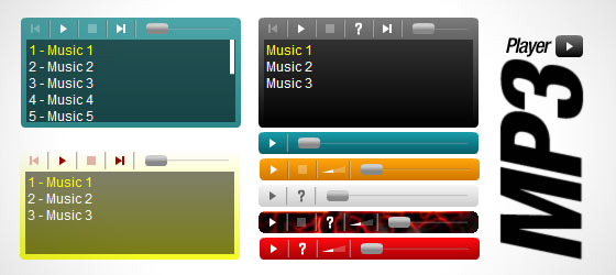 instantShift - Free Music Players For Your Website