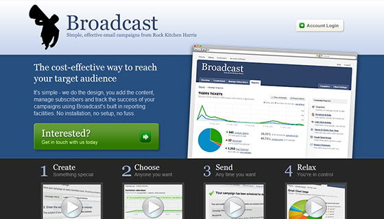 InstantShift - Email Marketing Services