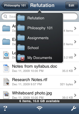 InstantShift - iPhone Apps for Freelance Designers