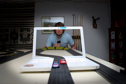 instantShift - Forced Perspective Photography