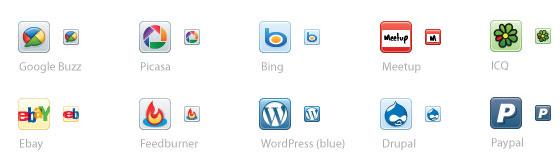 instantShift - Free High-Quality Icon Sets