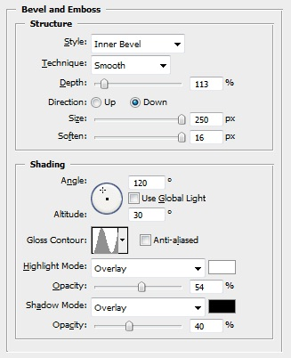 Screen 4 Layer Styles