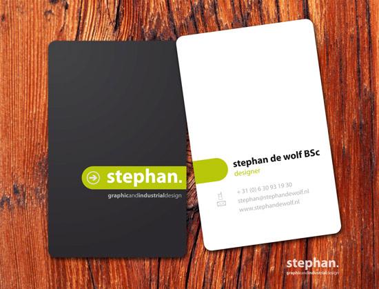 instantShift - Creative Business Card Designs for Inspiration