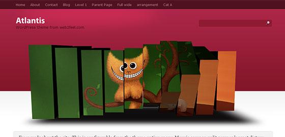 instantShift - Fresh High-Quality Free WordPress Themes