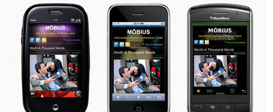 instantShift - Mobile Friendly WordPress Themes