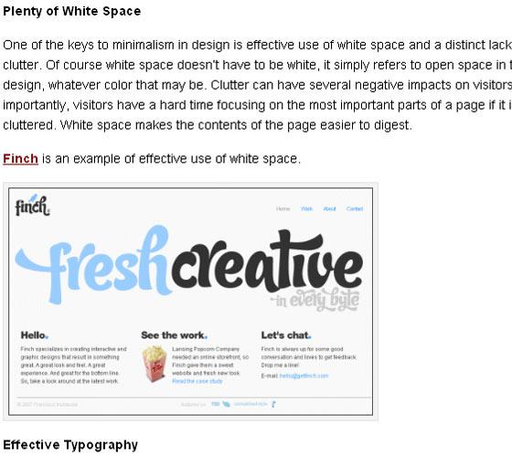 instantShift - Factors of Minimal Design