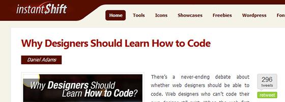 instantShift - Article Headline/Title Crafting Techniques