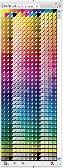 instantShift - Spot or Process color? Essential Guidelines