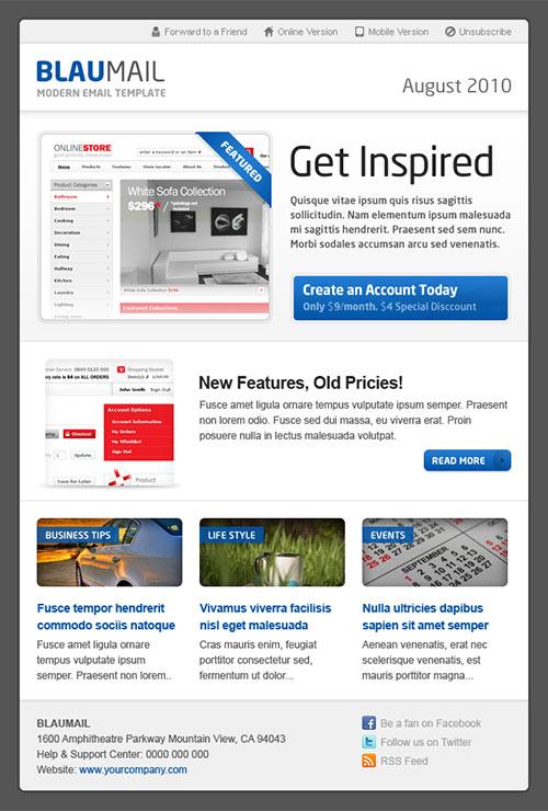 instantShift - Effective Use of Email Marketing