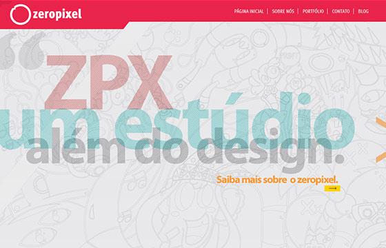 instantShift -  Inspirational CSS Web Designs