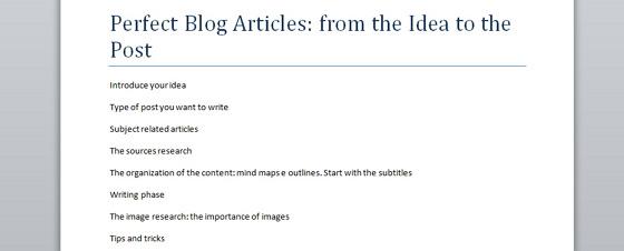 instantShift - Perfect Blog Articles