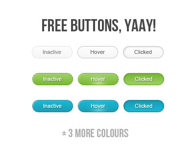 instantShift - Awesome Freebies from Dribbble Community