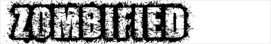 instantShift - Decorative Font - Zombiefied