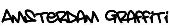 instantShift - Graffiti Decorative Font - Amsterdam