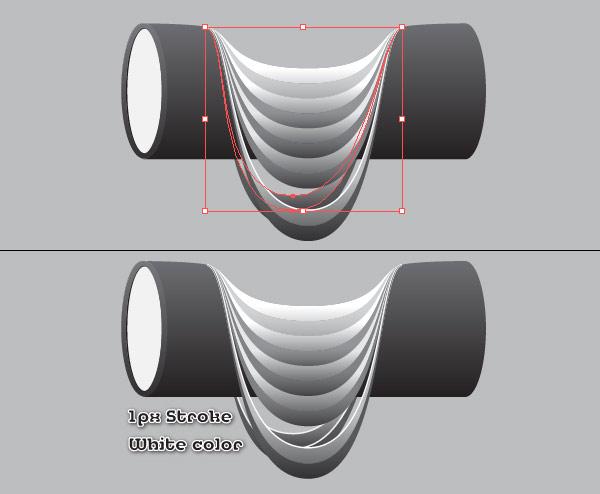 instantShift - Create the saddle