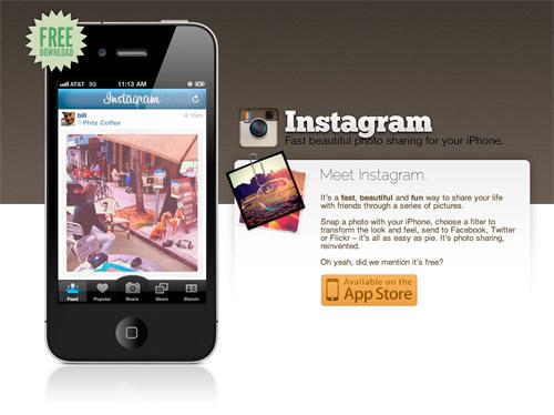 instantShift - Instagram