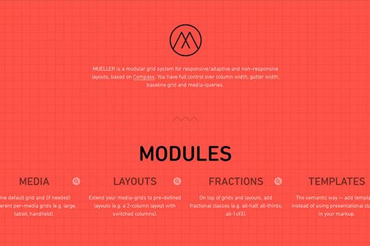 instantShift - Clean And Minimal Web Designs