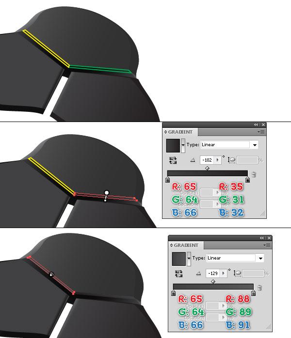 instantShift - Create an Electric Razor in Illustrator Tutorial