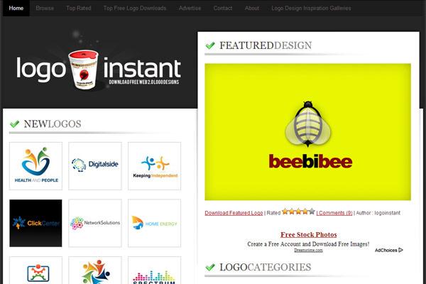 instantShift - Free Logos - LogoInstant