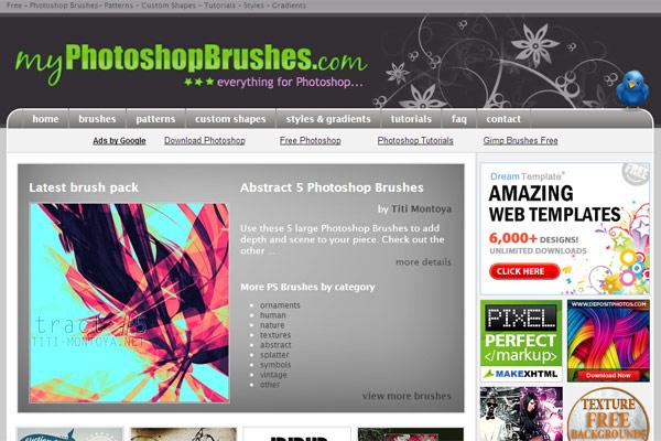 instantShift - Free Photoshop Brushes - MyPhotoshopBrushes