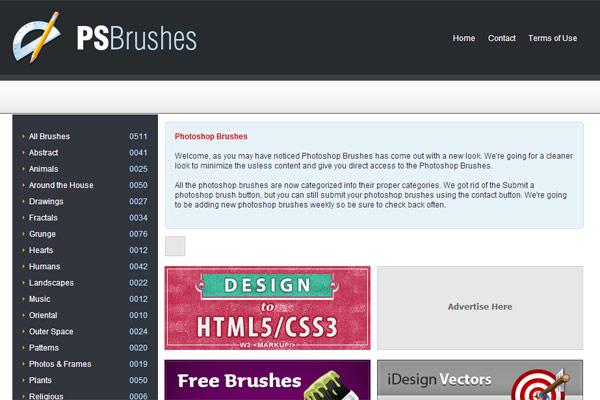 instantShift - Free Photoshop Brushes - PSBrushes