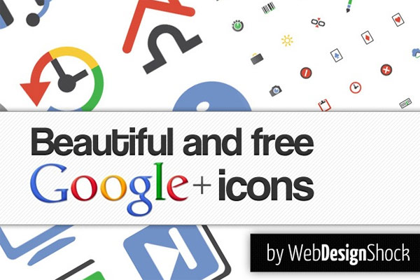 instantShift - Free Social Icons - Google Plus Interface Icons