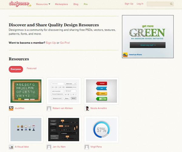 instantShift - Free PSD-files - DesignMoo