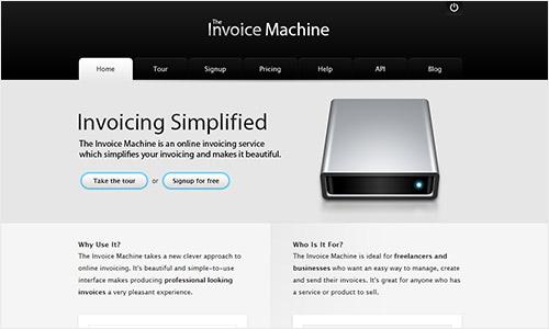 instantShift - The Invoice Machine