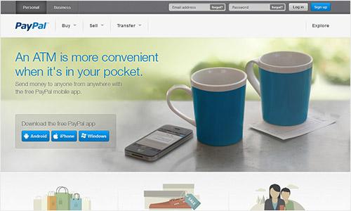 instantShift - PayPal