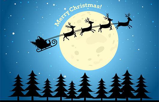 instantShift - Beautiful Christmas Wallpapers 2012