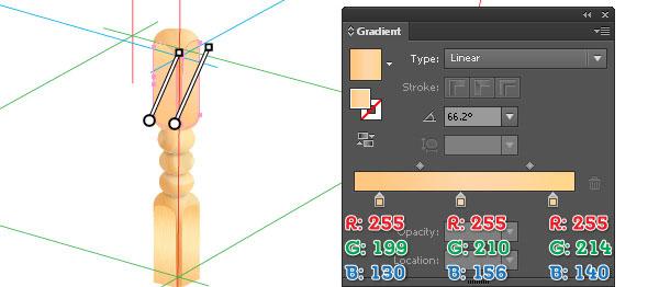 instantShift - Create a Wooden Baby Crib in Illustrator
