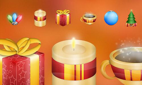 instantShift - Free Christmas Icon Sets