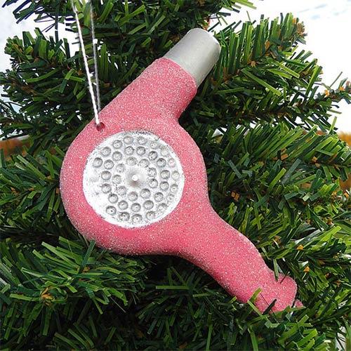 instantShift - Unusual Christmas Tree Ornaments