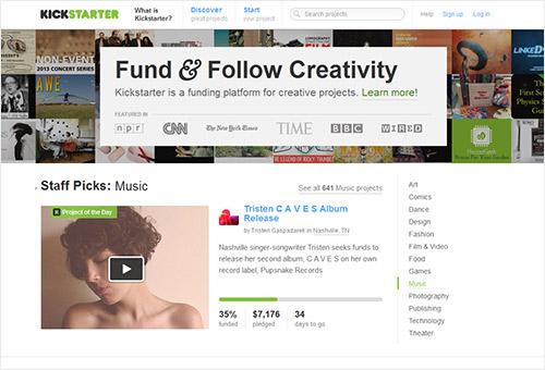 instantShift - Kickstarter