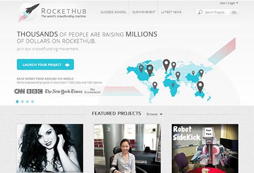 instantShift - RocketHub