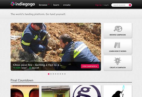 instantShift - Indiegogo