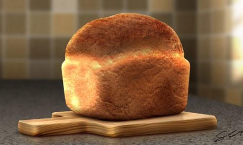 instantShift - Photoshop Food Tutorials