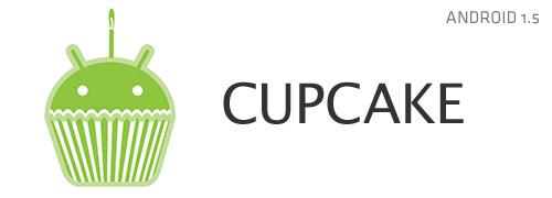 instantShift - Cupcake (Android 1.5)