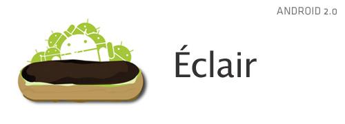 instantShift - Éclair (Android 2.0)
